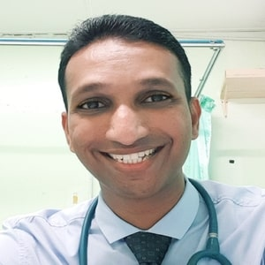 Dr Sathya Rao Jogulu