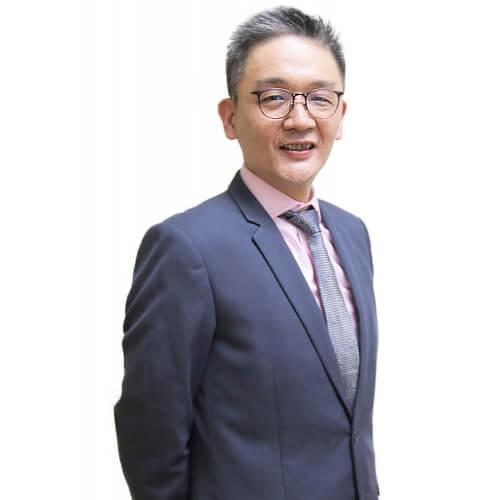 Internal Medicine, Rheumatology Specialist Dr Cheah Chee Ken