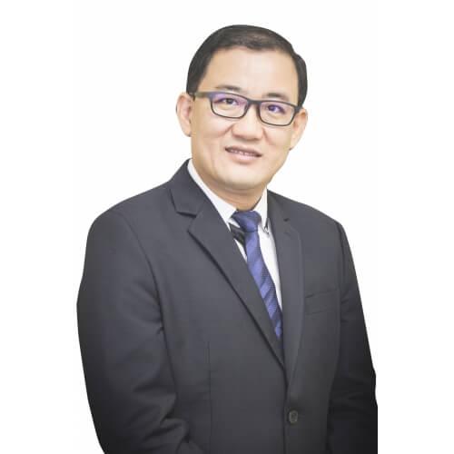 Dr Ang Hak Lee