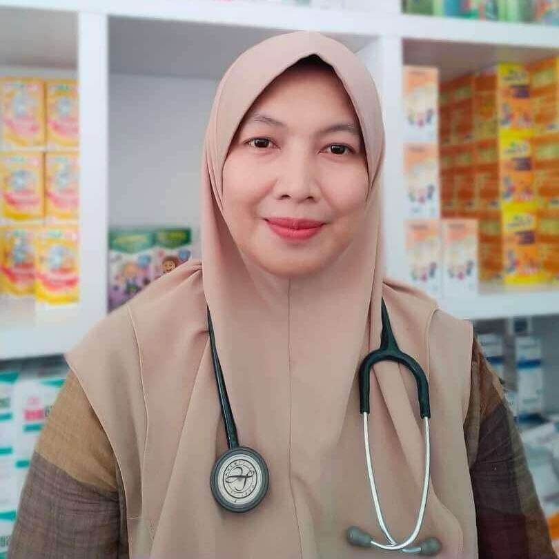 General Practitioner (Primary Care Physician) Specialist Dr Rohaida Binti Ismail
