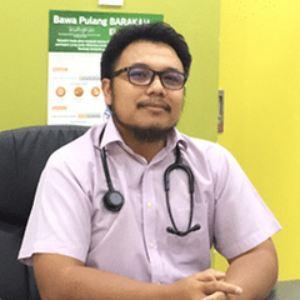 Dr Mohd Ramzdhan Bin Mohd Masdar