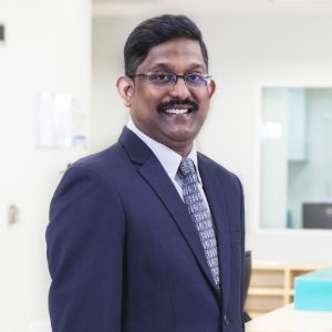 Obstetrician & Gynaecologist Specialist Dr Rama Krishna Kumar
