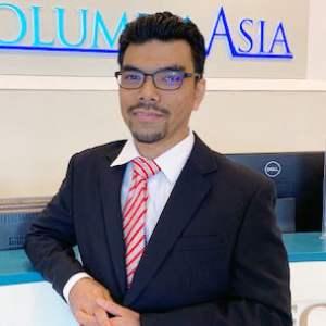 General Surgeon Specialist Dr Mohd Salehudin Bin Che Zan @ Che Zain
