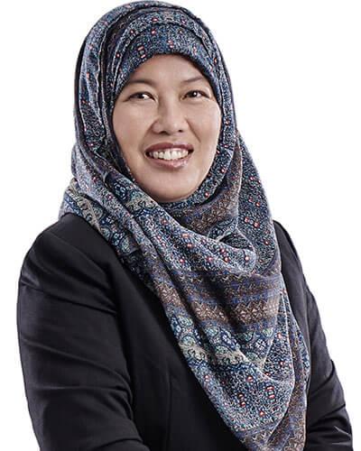 Dr Jumeah Binti Shamsuddin