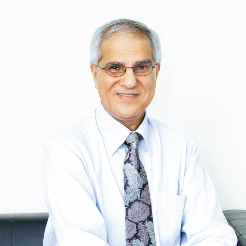 Dermatology Specialist Dr Gangaram Hemandas