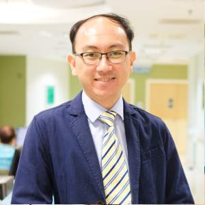Paediatrician Specialist Dr Sam Zhi Heng