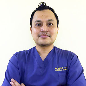 Dr Abang Mohammad Affendi Bin Abang Yusop