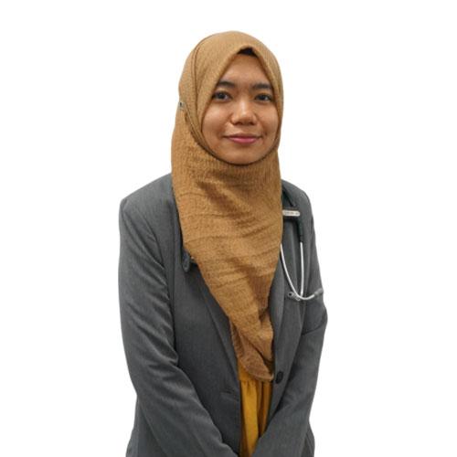 Dr Nurul Yaqeen Mohd Esa