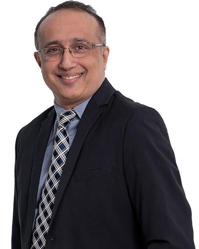 Dr Sushil Brito-Mutunayagam