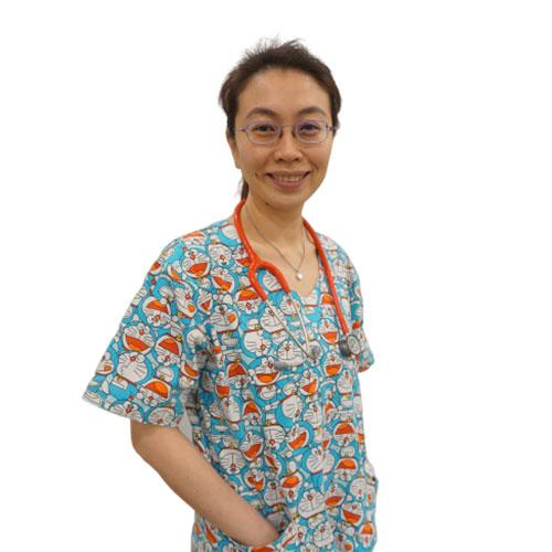 Paediatrics Specialist Dr Chew Bee Bee