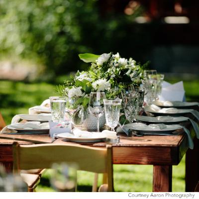 Garden soiree