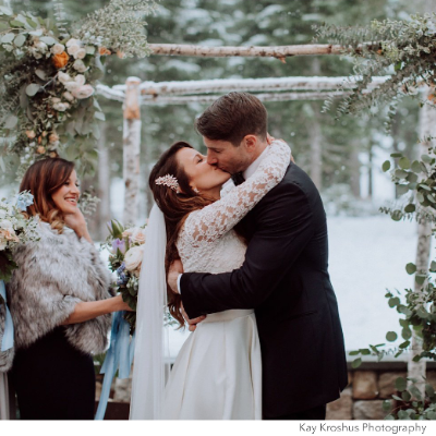 Chuppah or 4 Posted Arch