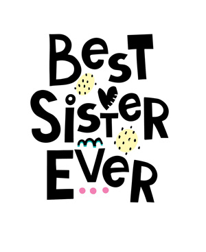 Best Sister Ever - S8T5