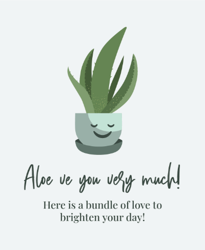 Aloe ve You Very Much - UVO7