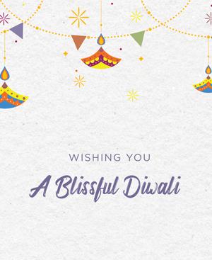 A Blissful Diwali