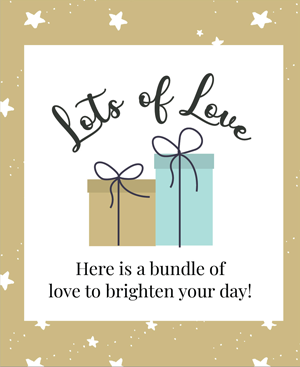 Lots of Love-T3VI