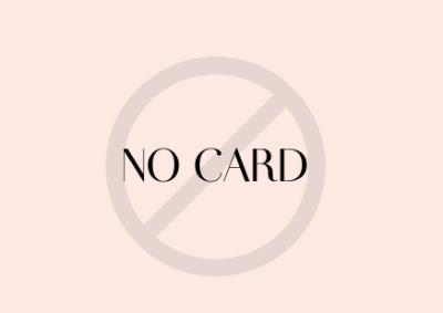 No Card