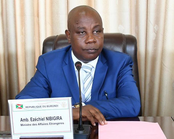 Ambassadeur Ézéchiel NIBIGIRA