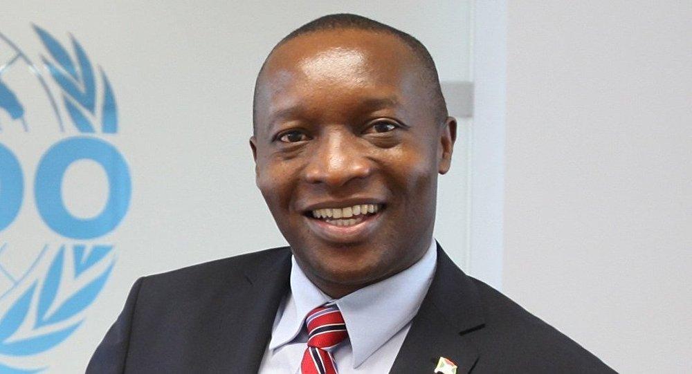 Ambassador Dr. Edouard Bizimana