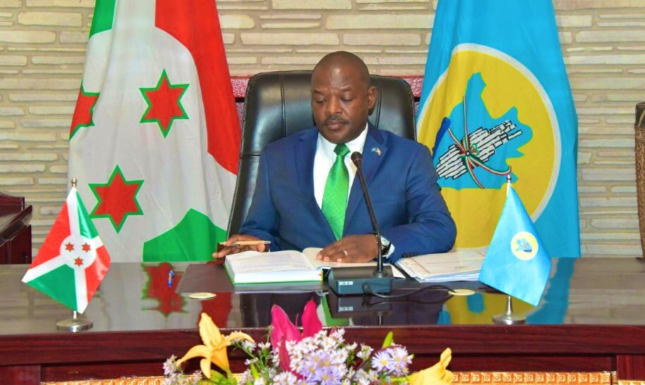 Burundi Conseil des ministres janvier 2020