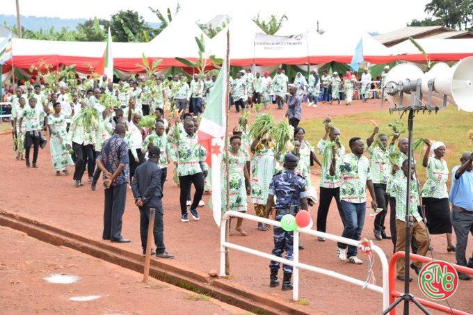 Journee travail Burundi 2020