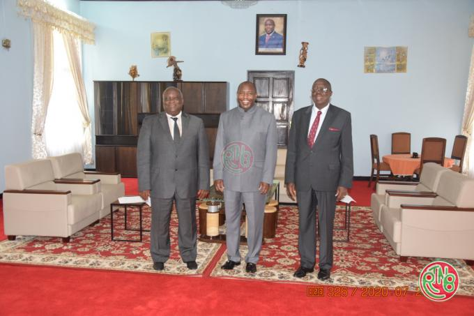 Burundian presidents