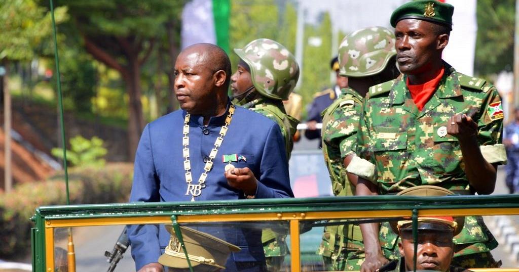 Burundi independence day 2020