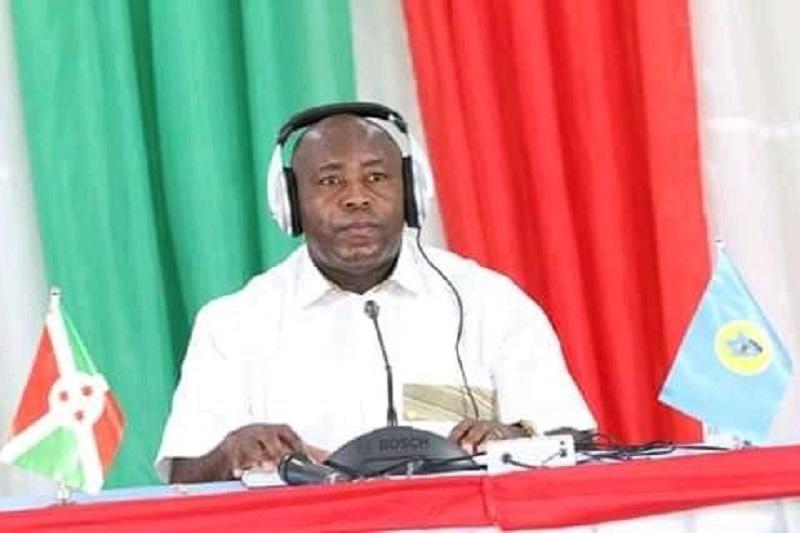 Evariste Ndayishimiye émission publique Ngozi
