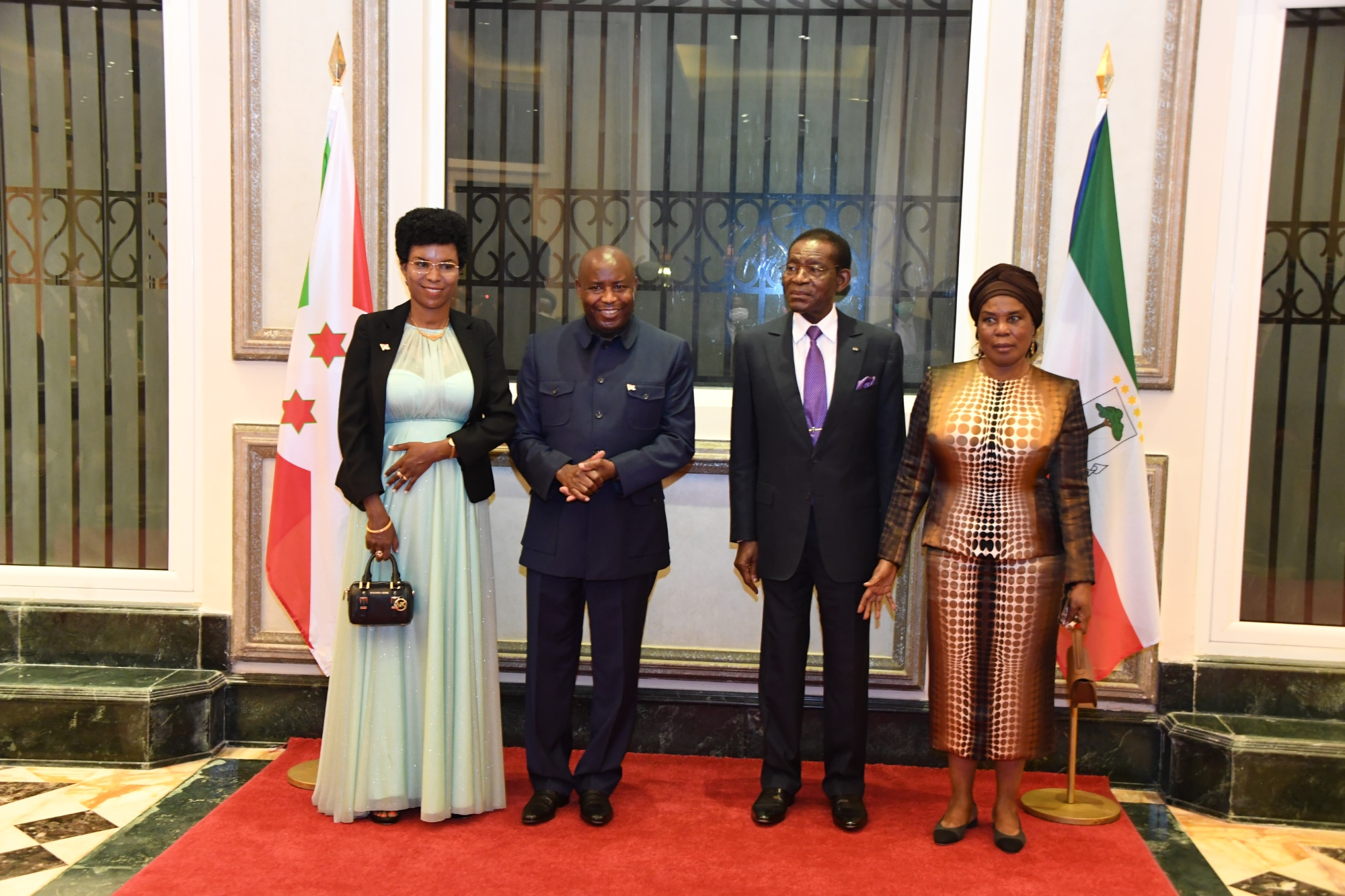President in guinee