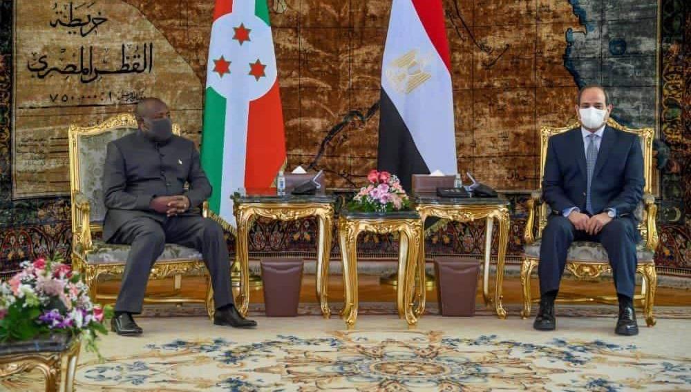 Burundi Egypte 2021