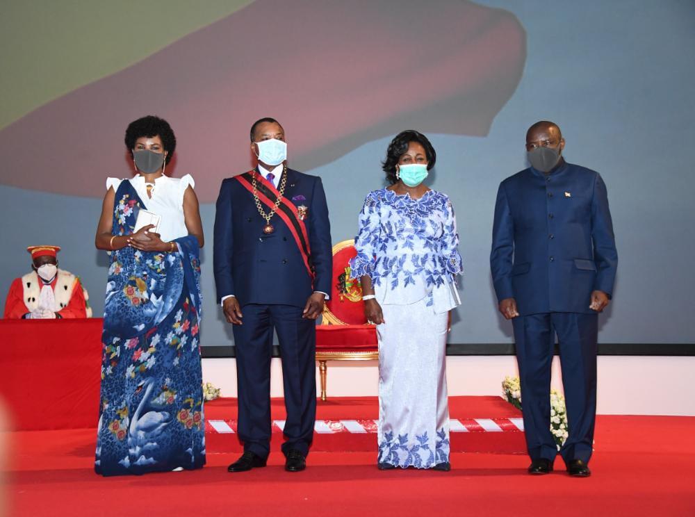 Burundi Congo 2021