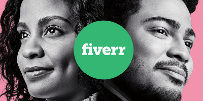 Fiverr - Sell Your Skills OR Enhance Your Start-Up