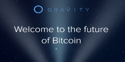 Gravity - GBP, EUR to Bitcoin Best Fees in Europe