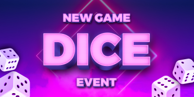 PEERGAME DICE EVENT!!