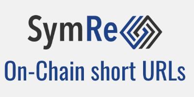 SymRe: On-Chain short URL Service