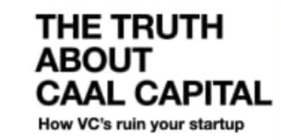The truth about CAAL Capital