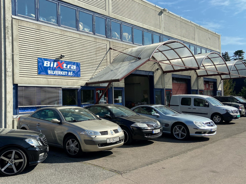 Bilde 1 av  Bilverket AS