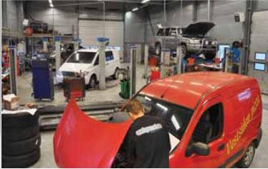 Bilde 1 av  Autoservice Fredrikstad AS