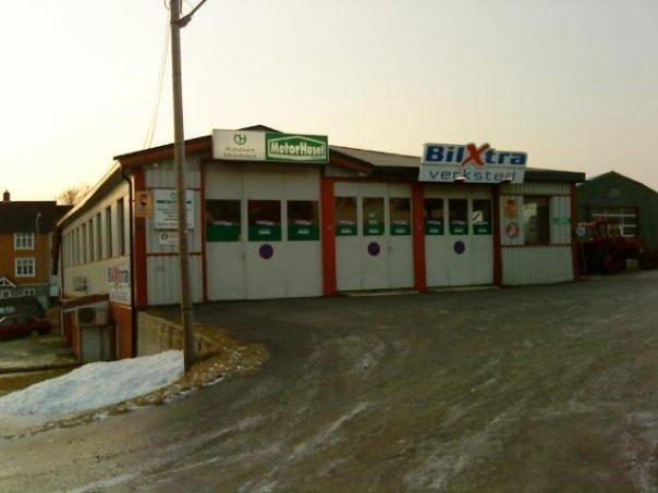 Bilde 1 av  Motorhuset Borkenes AS