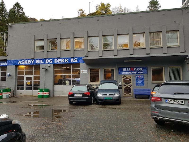 Bilde 1 av  Askøy Bil og Dekk AS