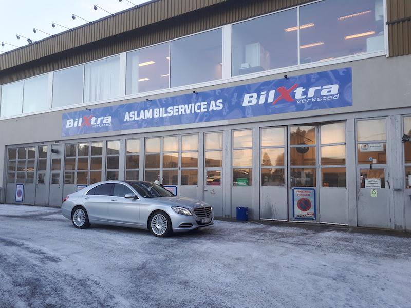 Bilde 1 av  Aslam Bilservice