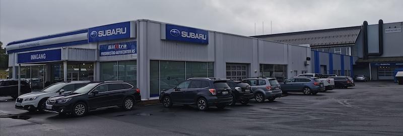 Bilde 1 av  Fredrikstad Auto Center AS