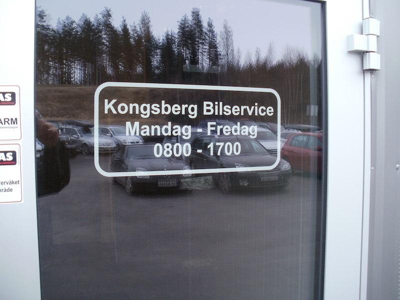 Bilde 1 av  Kongsberg Bilservice