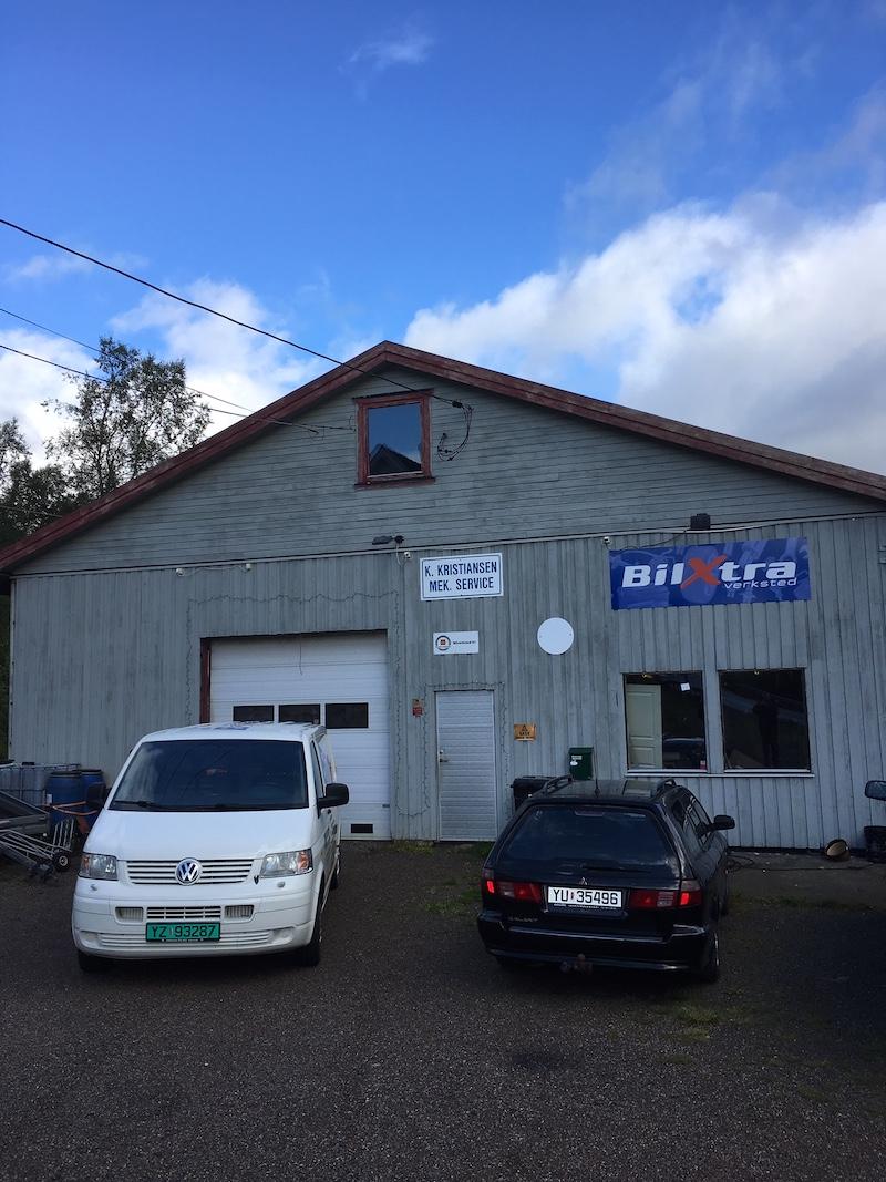 Bilde 1 av  Kristiansen Mek Ltd