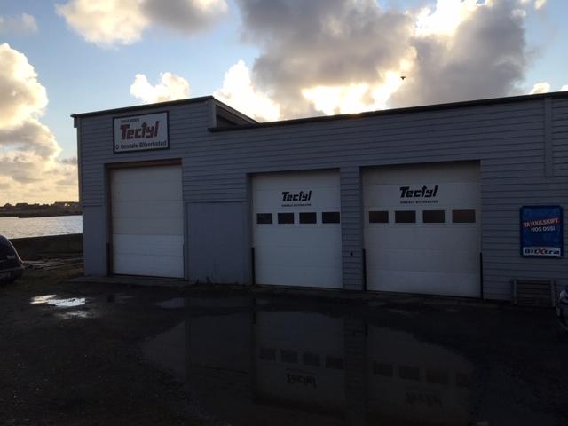 Bilde 1 av  Omdal's Bilverksted ANS