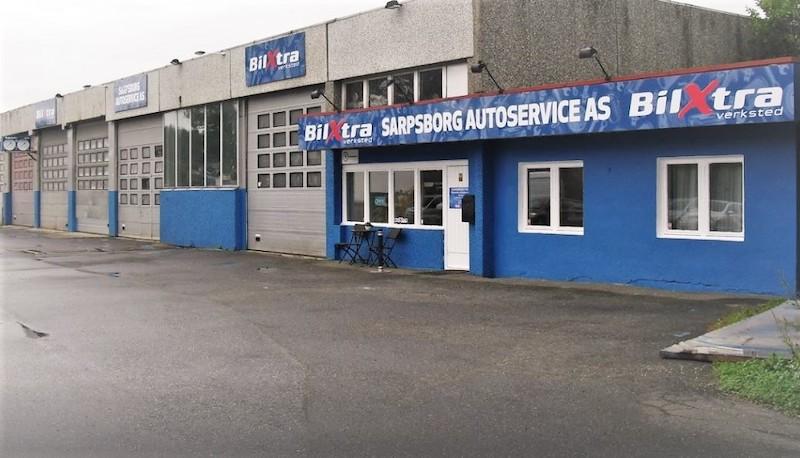 Bilde 1 av  Sarpsborg Autoservice AS