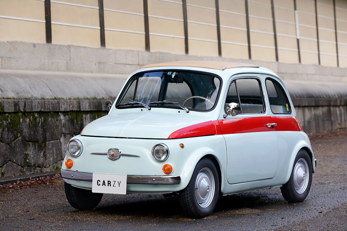 FIAT / 500L reformed specifications