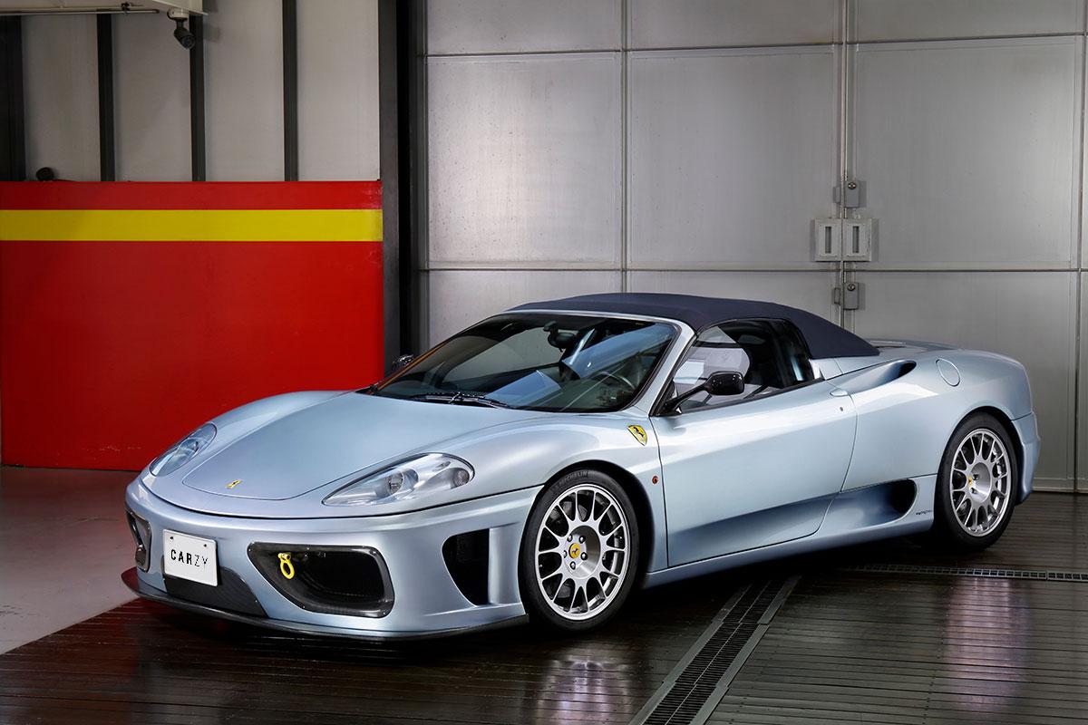 Ferrari / 360 Spider
