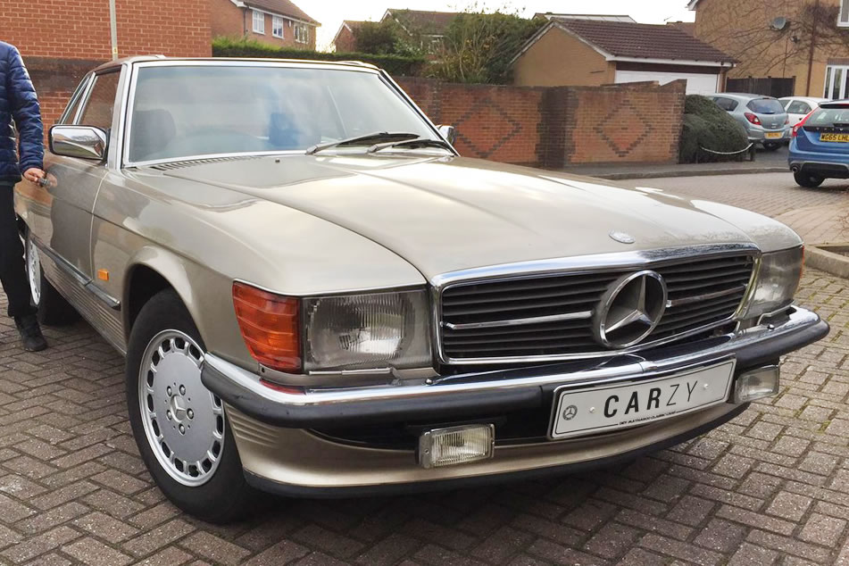 Mercedes-benz / 420SL