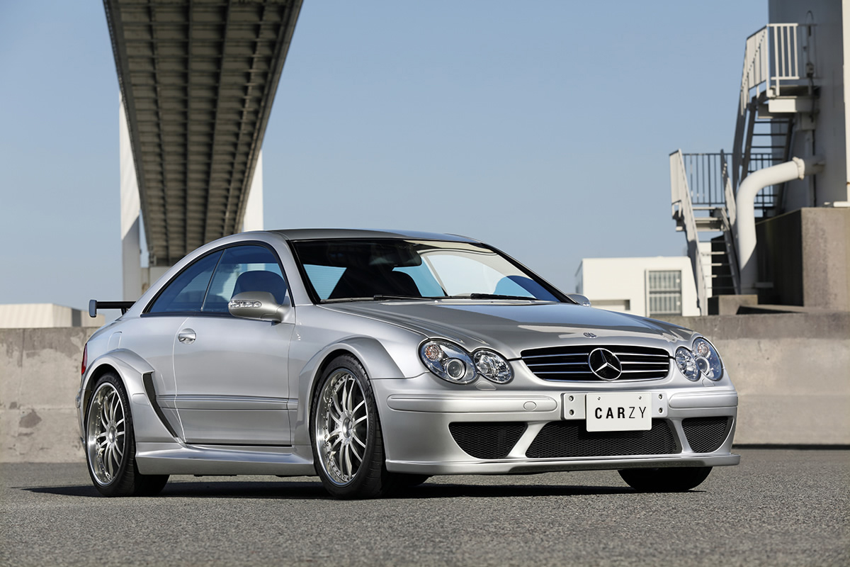 Mercedes-benz / CLK DTM AMG Coupe
